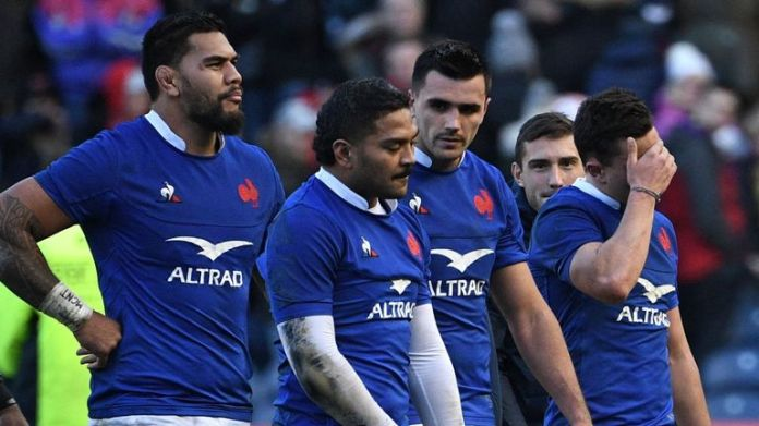 France's loss to Murrayfield in March put an end to dreams of a Six Nations Grand Slam
