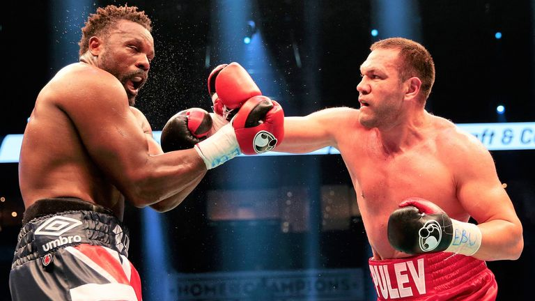 Tyson Fury Could Face Kubrat Pulev Instead Of Anthony Joshua, Says The Bulgarian'S Manager Ivaylo Gotsev | Boxing News | Sky Sports