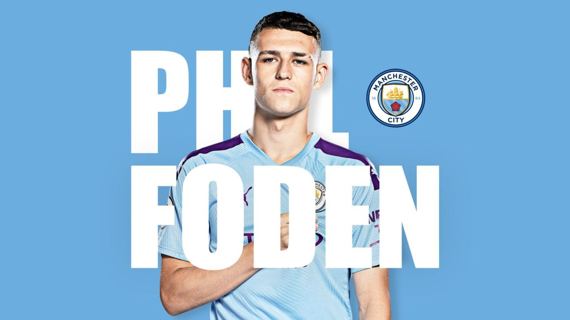 Phil Foden exclusive interview: Manchester City star on David ...