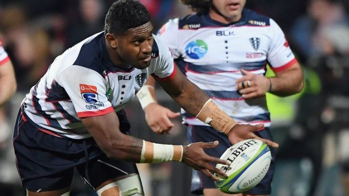 Naisarani scored in Super Time to clinch victory for the Rebels against the Western Force