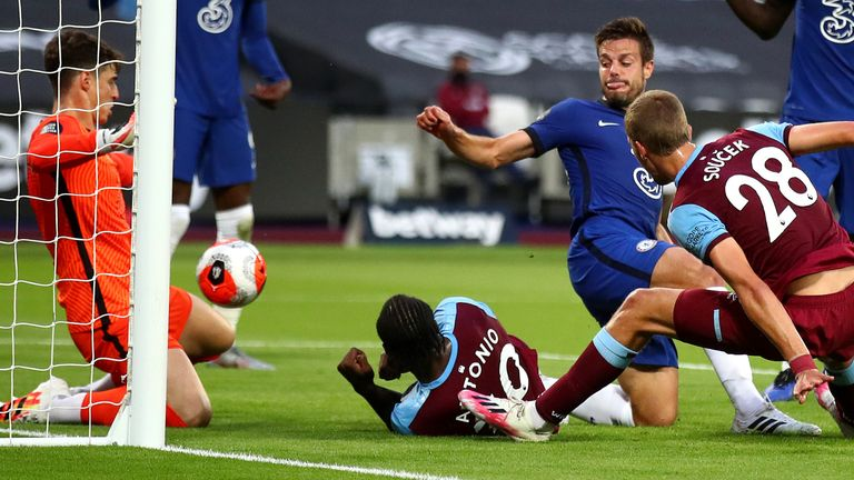 Photo of West Ham 3-2 Chelsea: Andriy Yarmolenko wins it late on as Hammers shake off VAR controversy