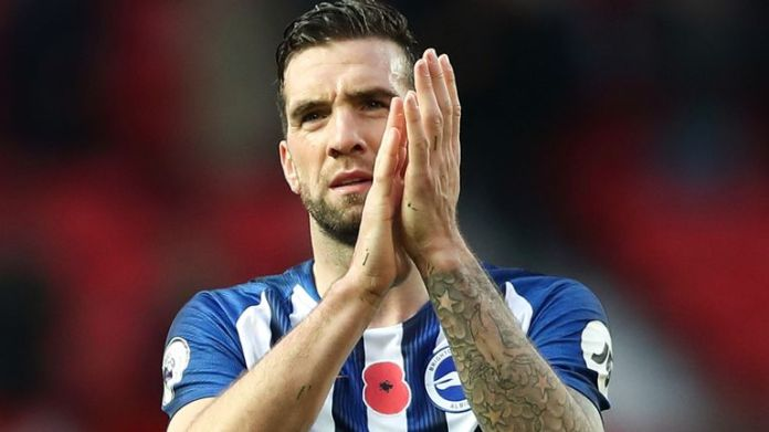 Shane Duffy has played at Brighton since a move from Blackburn in 2016