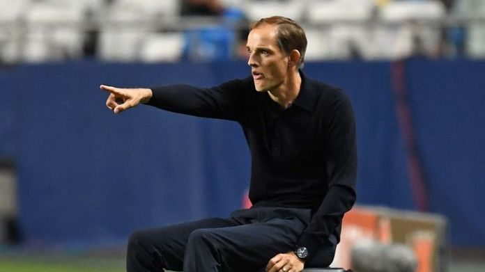 PSG boss Thomas Tuchel was full of praise for his players after a convincing win