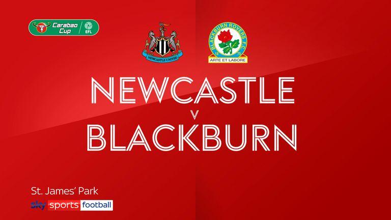 Newcastle 1 0 Blackburn Match Report Highlights