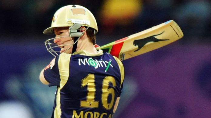 Morgan often batted at five or six for KKR in the IPL and could do similar for England