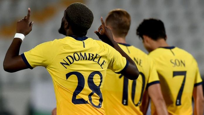 Tottenham Hotspur survive Russian scare to progress into the Europa League group stage - THE SPORTS ROOM