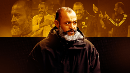 Nuno Espirito Santo to leave Wolves: Four years that brought magic moments but now feels a natural end | Football News | Sky Sports