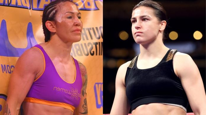 Cris Cyborg and Katie Taylor - MMA & Boxing