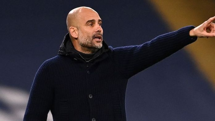 Pep Guardiola's side had 16 attempts in the win over Olympiakos
