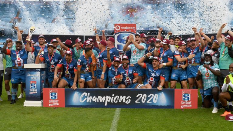 Bulls won the 2020 Super Rugby Unlocked tournament in November