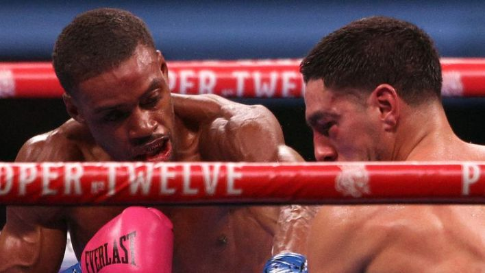 Errol Spence Jr remains unbeaten after 27 fights and three defences of his WBC and IBF welterweight titles