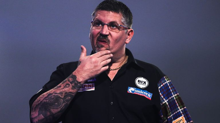 The Scot has made World Matchplay and World Championship finals in the last six months, despite being nowhere near his best