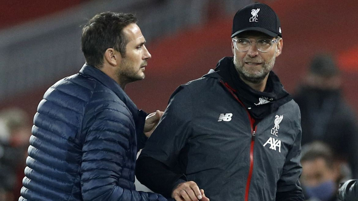 Jurgen Klopp criticises Chelsea's 'harsh' Frank Lampard sacking and discusses  Thomas Tuchel appointment | Football News | Sky Sports