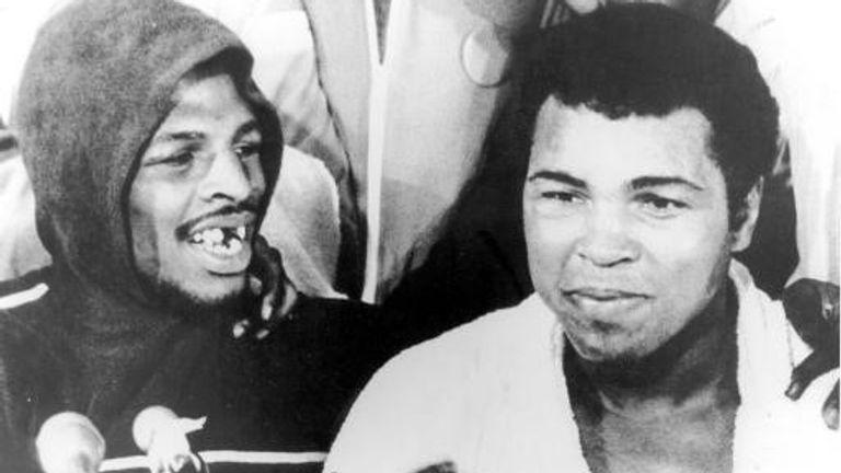 Леон Спинкс шокировал мир бокса, победив Мухаммеда Али в феврале 1978 года.