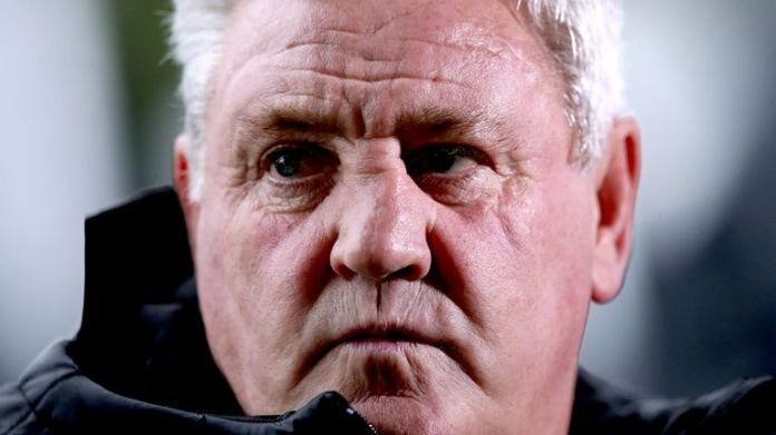 Newcastle United boss Steve Bruce has called for a stop to football amid rising coronavirus cases