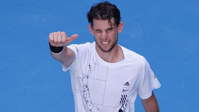 Thiem could be back in time for the Barcelona Open, which he won in 2019