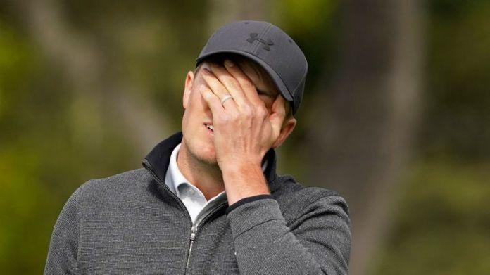 Spieth was 'really upset' when DeChambeau couldn't go for the green