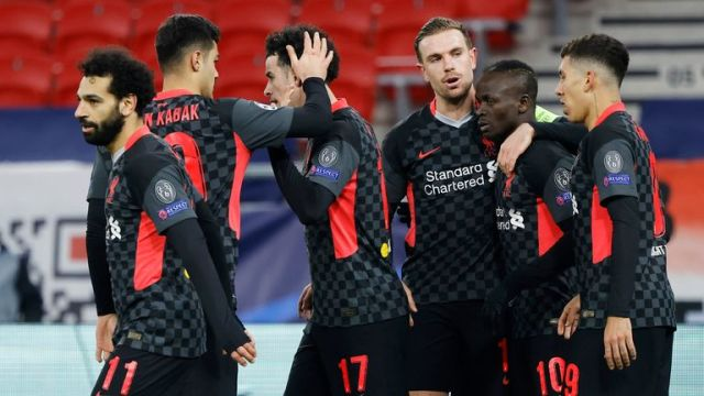 RB Leipzig 0-2 Liverpool: Mohamed Salah and Sadio Mane put Reds in control of Champions League tie | Football News | Sky Sports