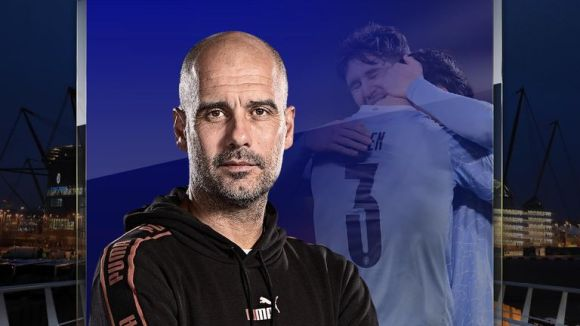 Pep Guardiola has addressed Manchester City's defensive problems