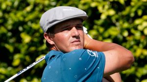 """Bryson DeChambeau decides against trying to drive the green number five on Bay Hill, which makes Jordan Spieth """"really upset""""!   .     Golf news"""
