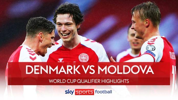 Denmark vs Moldova