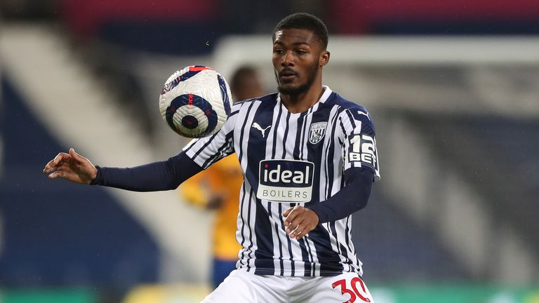 Ainsley Maitland-Niles has made five appearances for West Brom since joining from Arsenal on loan in January