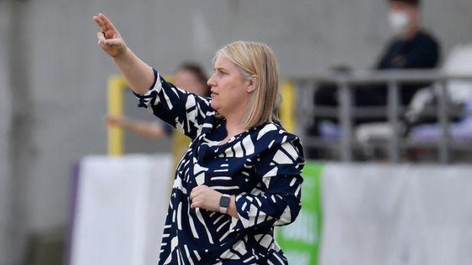 Chelsea Women boss Emma Hayes