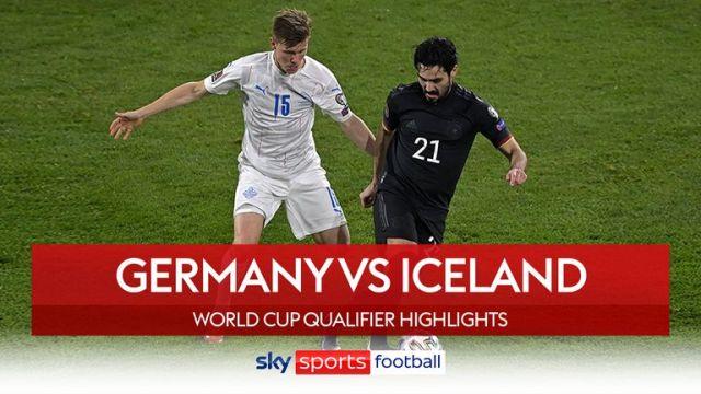 GERMANY 3-0 ICELAND