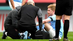 Kevin De Bruyne: Manchester City midfielder missed Aston Villa clash with foot and ankle injury |  Football News