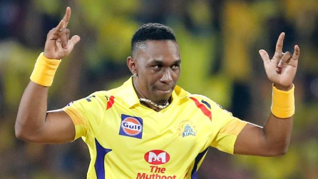 Dwayne Bravo claimed a wicket in 27 IPL straight games between 2012 and 2015