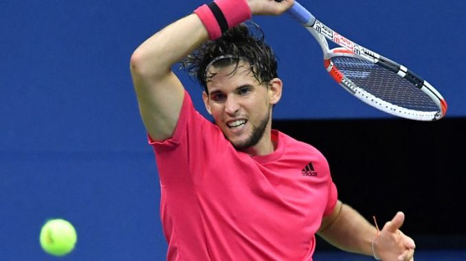 Dominic Thiem will not compete at this year's Monte Carlo Masters (Pete Staples/USTA via AP)