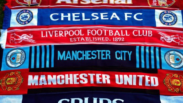 PA - European Super League - 'big six' clubs