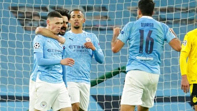 Phil Foden scored a late winner for Man City