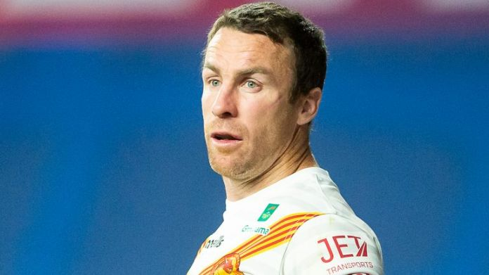 James Maloney will hang up his boots at the end of the season