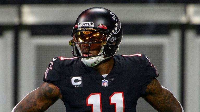 Could the Atlanta Falcons trade away their star receiver Julio Jones to help ease their salary cap concerns?