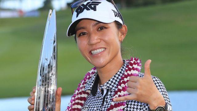Lydia Ko secured a long-awaited return to the winner's circle in Hawaii