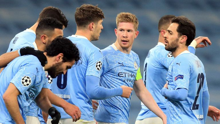 Pep Guardiola: Man City must prove themselves in Champions League second  leg vs Dortmund | Football News | Sky Sports