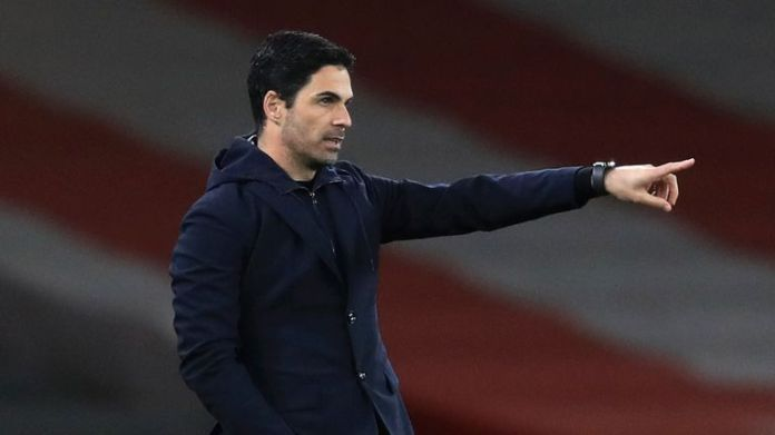 This was Mikel Arteta's 50th Premier League fixture in charge of Arsenal