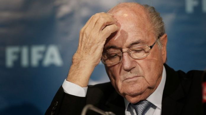 Former FIFA President Sepp Blatter now finds himself banned from football