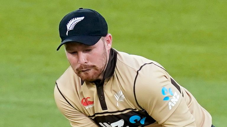 Tim Seifert has tested positive for coronavirus and will remain in India until he recovers