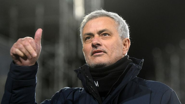 PA - Jose Mourinho