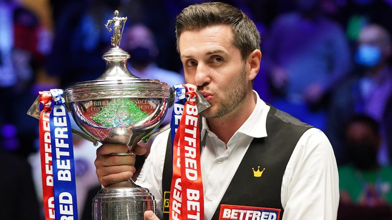 World Snooker Championship: Mark Selby wins fourth Crucible title with victory in Sheffield | Snooker News | Sky Sports