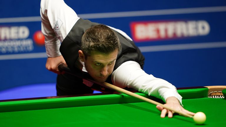 Murphy will face Mark Selby in the final