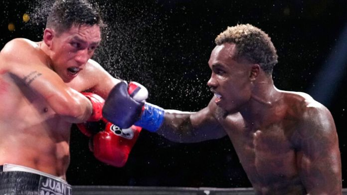 Jermall Charlo retained his WBC middleweight title against Juan Macias  Montiel then called out Gennadiy Golovkin | Boxing News | Sky Sports