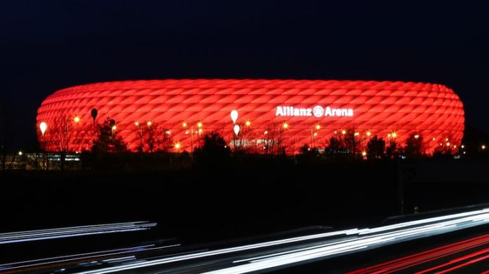 Germany could light up the Allianz Arena in rainbow colours for Wednesday's match against Hungary (AP)