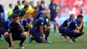 what happened to christian eriksen Finland players were in distress after Denmark's Christian Eriken collapsed