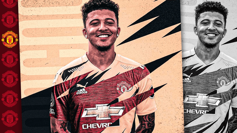 Jadon Sancho to Man Utd: Why the Borussia Dortmund winger is their No 1  transfer target this summer   Football News   Sky Sports