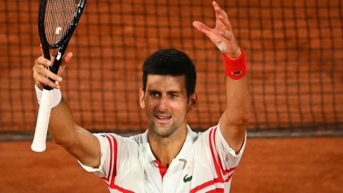 Novak Djokovic arguably won one of the greatest matches ever played on a clay court against Rafael Nadal on a barmy night in Paris