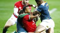 Gatland: Lions 'pretty positive' after South Africa 'A' loss