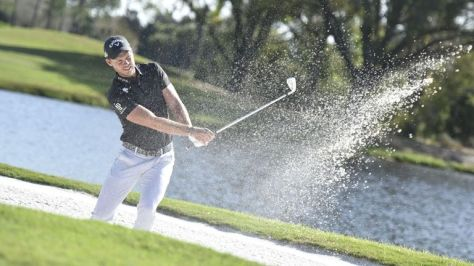 Danny Willett discusses on-course management in Playing Lessons
